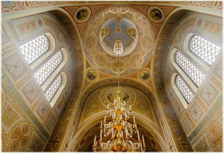 своды церкви