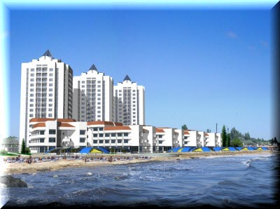 феодосия черноморская набережная отели