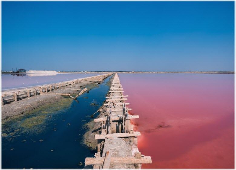фото озера Сасык-Сиваш