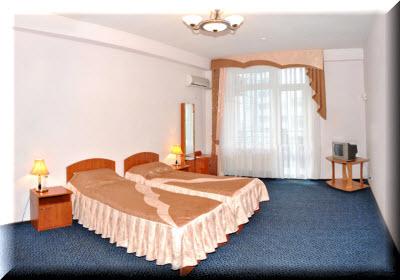 крым отель норд партенит