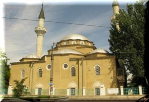 мечеть муфти джами феодосия