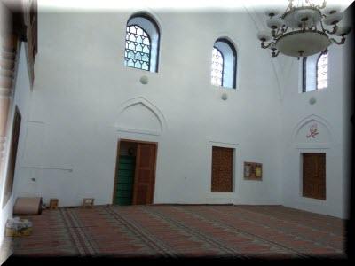 мечеть муфти джами фото внутри