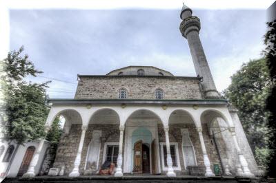 мечеть муфти джами