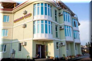 отель воробьиное гнездо в судаке