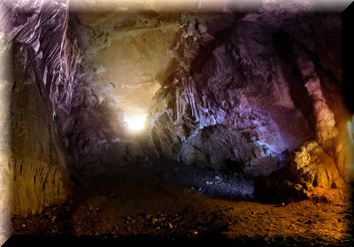 пещеры ени сала в крыму