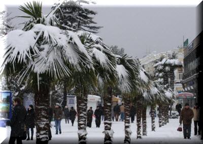 температура в крыму в феврале