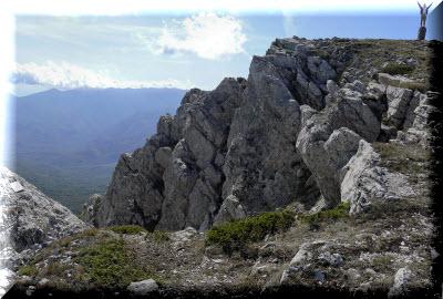 Эклизи-Бурун маршруты