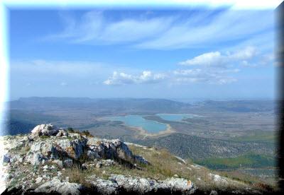 байдарская долина на карте крыма