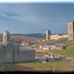 Кафа — еще одна генуэзская крепость в Крыму