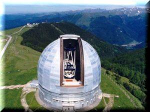крымская астрофизическая обсерватория ран