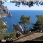 Мыс Айя — прекрасный затерянный мир в Крыму