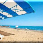 3 лучших отеля в Алуште с собственным пляжем и бассейном