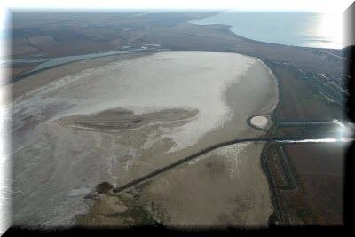 озеро акташское на карте крыма