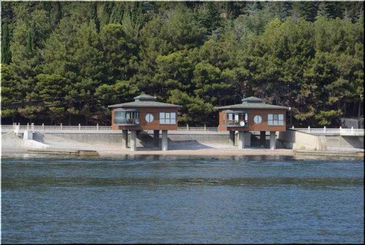 пляж санатория Черноморский