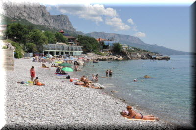 пляжи фороса отзывы