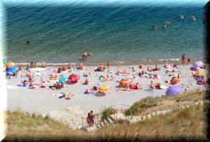 пляжи орджоникидзе крым фото