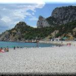 симеиз фото пляжей и набережной