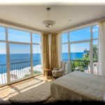 алупка отели гостиницы у моря