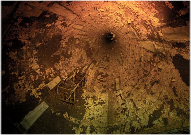 бункеры объекта 221
