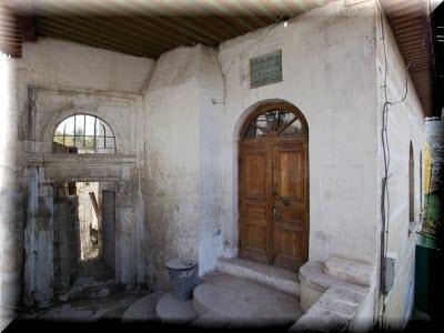 мечеть тахталы джами бахчисарай