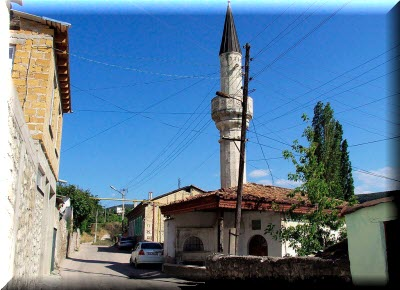 мечеть тахталы джами