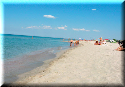 Какие пляжи крымской Поповки самые интересные?