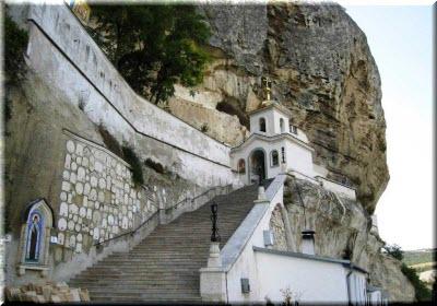 успенский пещерный монастырь бахчисарай