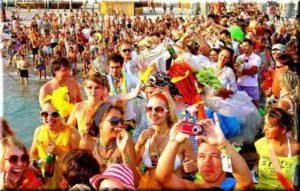 Молодежный фестиваль КаZантип может вернуться в Крым