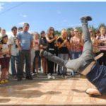 На конец апреля в Севастополе запланированы танцевальный марафон и студенческий фестиваль