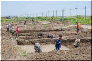 В районе Креченского пролива найдены новые следы древней цивилизации