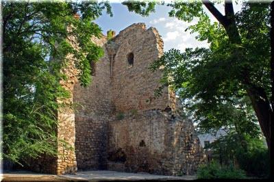 башня константина в феодосии фото