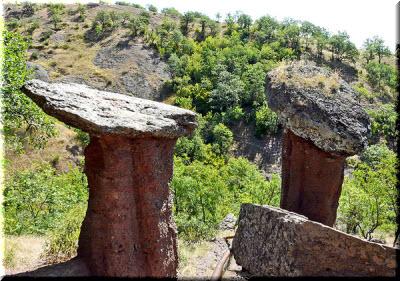 каменные грибы долина сотеры