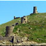 Чембало — загадочная крепость генуэзцев в Балаклавской бухте