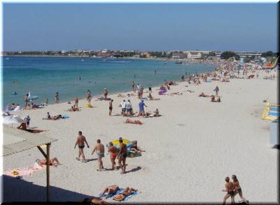 межводное крым пляж фото