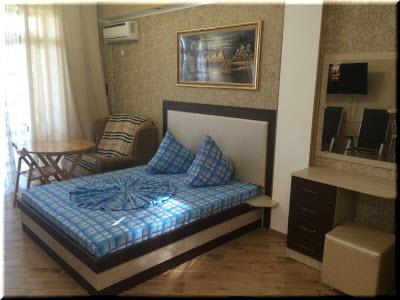 мини отель гурзуфский дворик номера