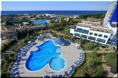 отель аквамарин в севастополе фото