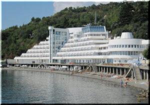 отель европа партенит