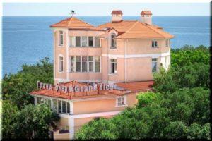 отель гранд флер форос