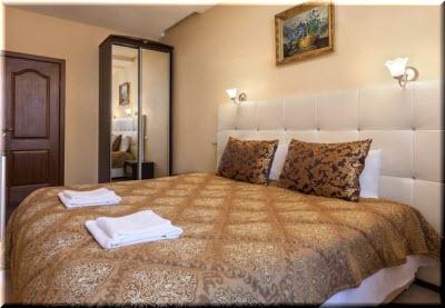 отель гранд флер форос в номере