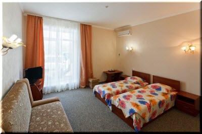 отель нарлен коктебель в номере