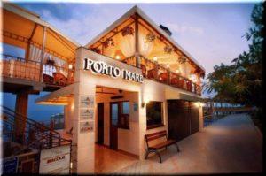 парк отель порто маре алушта