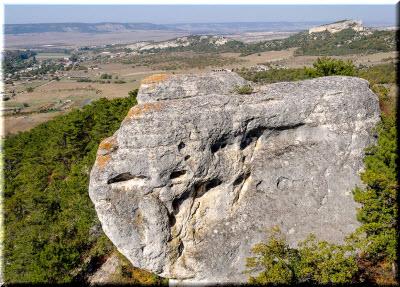сфинксы каралезской долины крым