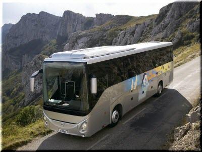 как доехать в крым на автобусе