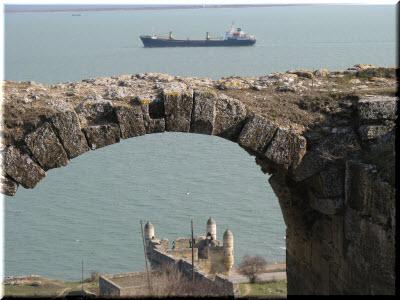 крепость еникале крым