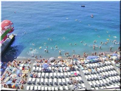 крым в июле пляжи