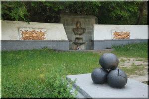 кутузовский фонтан в крыму