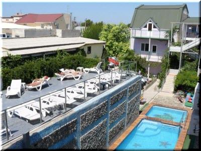 николаевка крым отель ирина
