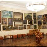 ночь в симферопольском художественном музее 2017