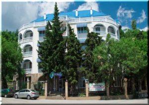 отель серсиаль алупка