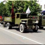 Парад Победы 9 мая 2017 года в Симферополе с видео